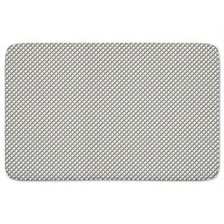 Metal Grid Bath Mat
