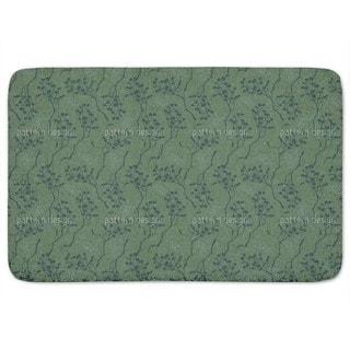 Japanese Zen Garden Bath Mat