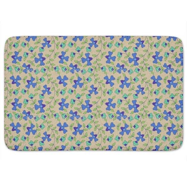 In Full Bloom Bath Mat