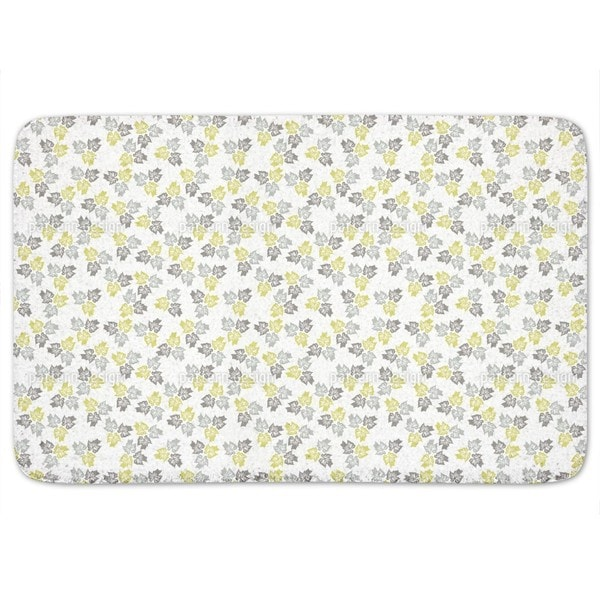 Maple Trio Bath Mat