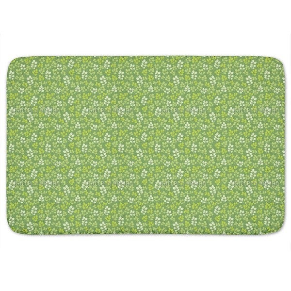 Leaf It Bath Mat