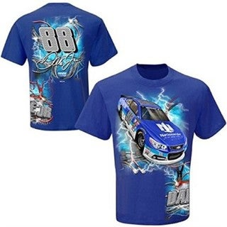 2015 Dale Earnhardt Jr. Hot Wired Tee Shirt #88 Nationwide Insurance