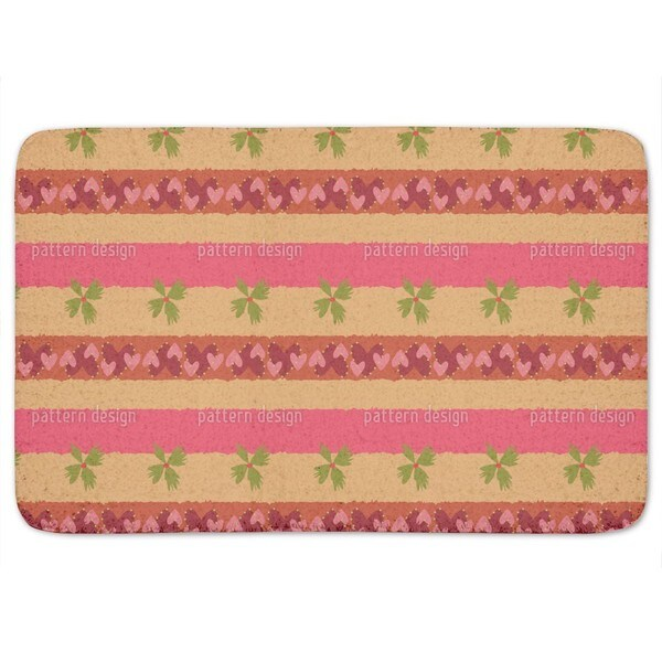 Fields Of Love Bath Mat