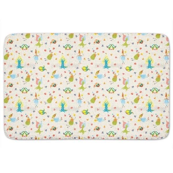 Forest Fairies Bath Mat