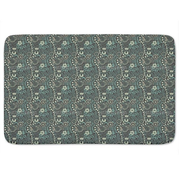 Flowers Of Lothlorian Bath Mat