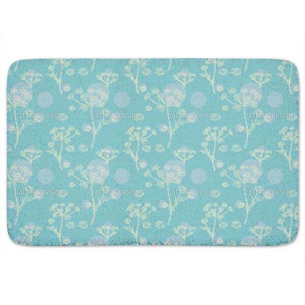 Flower Umbel Bath Mat
