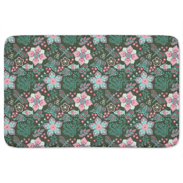 Faunal Dreams Bath Mat