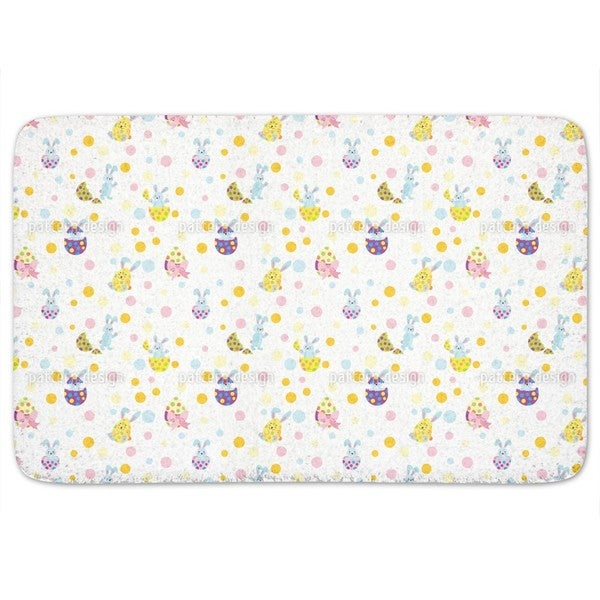 Egg Surprise Bath Mat