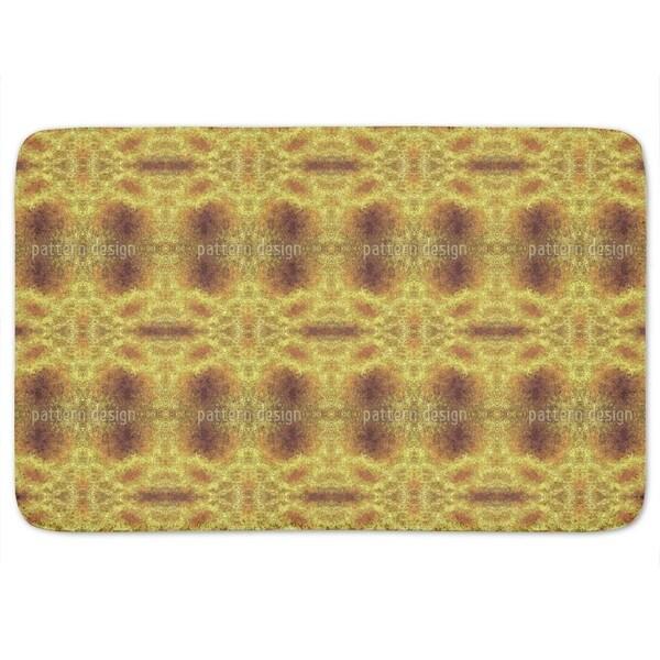 Desert Gold Bath Mat