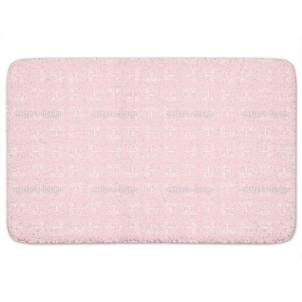 Corona Rose Bath Mat