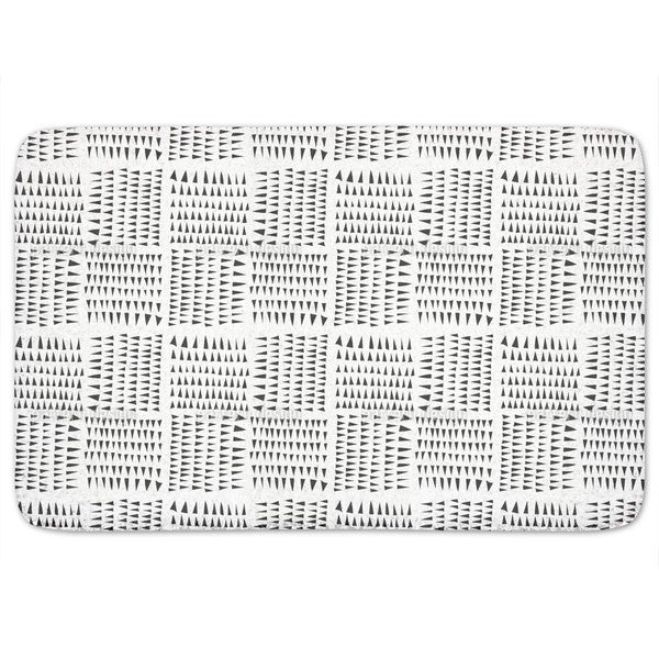 Collection Of Spearheads Bath Mat