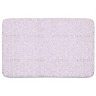 Blossom Drops Lavender Bath Mat