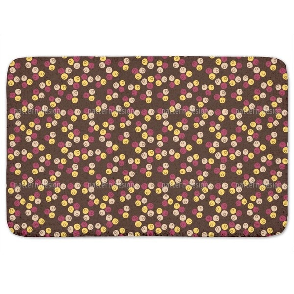 Berry Mix Bath Mat