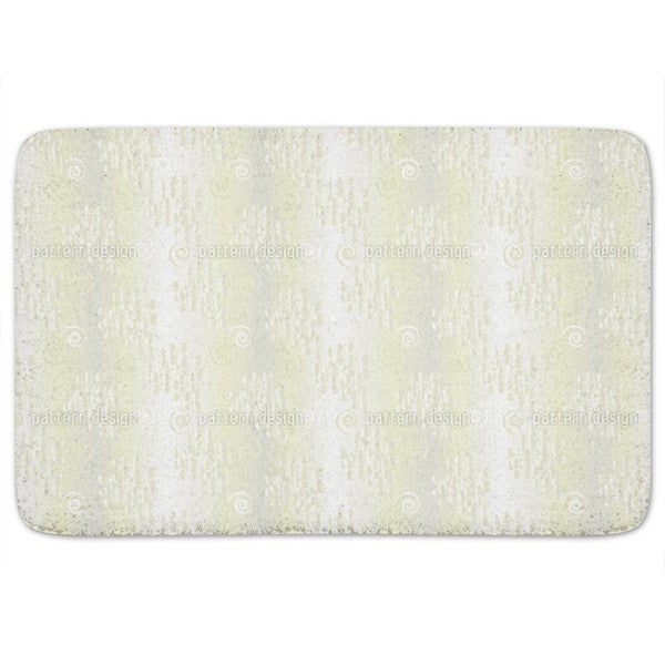 Behind Tender Curtains Bath Mat