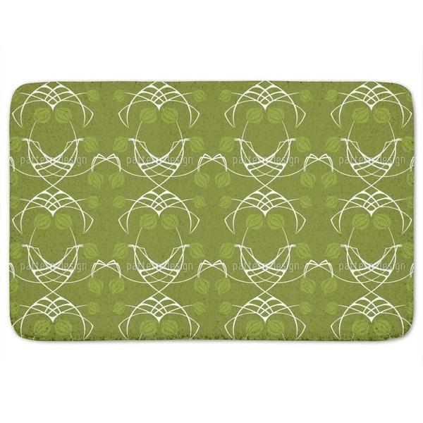 Arwens Dream Green Bath Mat