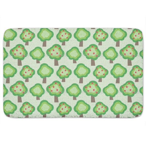 Appletrees Bath Mat