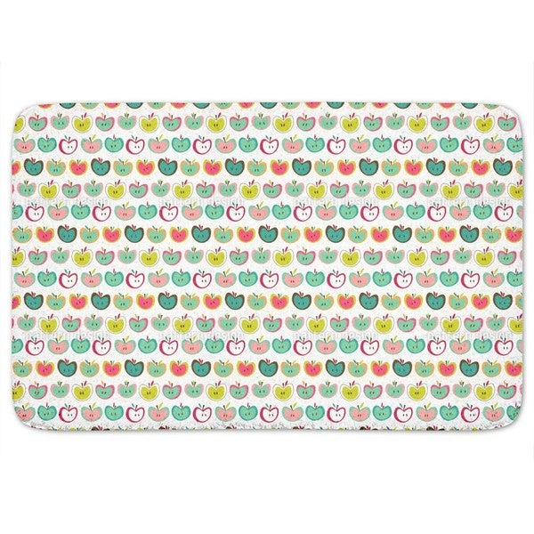 Apple Fresh Bath Mat