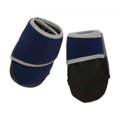 Bowserwear Healers Booties For Dogs Box Set (Small), Blac...