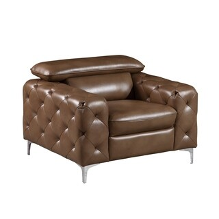 Global Furniture Blanche Walnut Chair