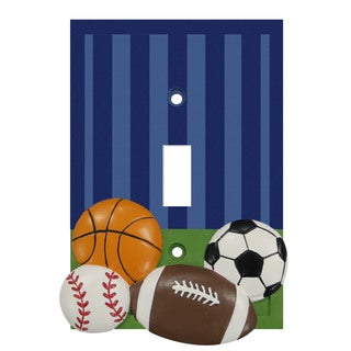 Sports Switch Plate Cover
