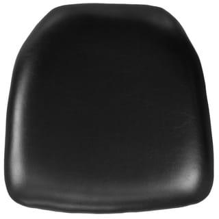 Offex Hard Vinyl Upholstery Chiavari Chair Cushion