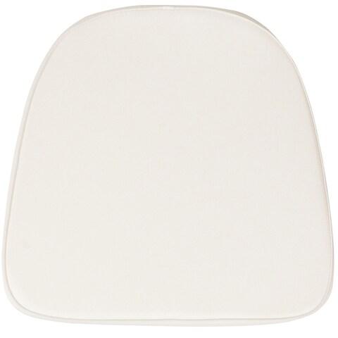 Offex Soft Fabric Upholstery Chiavari Chair Cushion