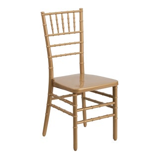 Offex Hercules Indestructo Fiberglass Resin Stacking Chiavari Chair