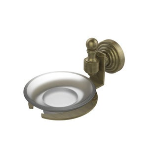 Allied Brass Retro-Wave Collection Wall Mounted Soap Dish