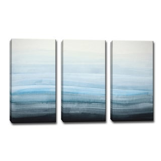 Ready2HangArt Norman Wyatt Jr. 'Coastal Mist' Wrapped Canvas Art