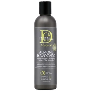 Design Essentials Almond and Avocado 8 oz. Shampoo