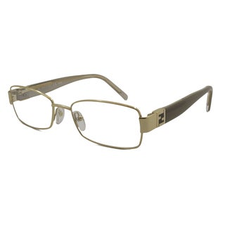 Fendi Women's F997 Rectangular Optical Frame