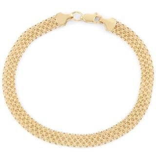 Gioelli 14k Gold Bismark Bracelet