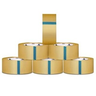 1080 Rolls 3-inch x 110 yards(330 ft)Boxs Carton Sealing Packing Packaging Tape New