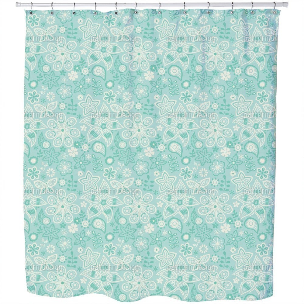 Uneekee Worldly Wonders Shower Curtain (Extra Long (70 in...