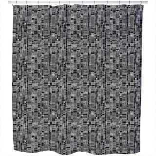 Vero Nero Shower Curtain