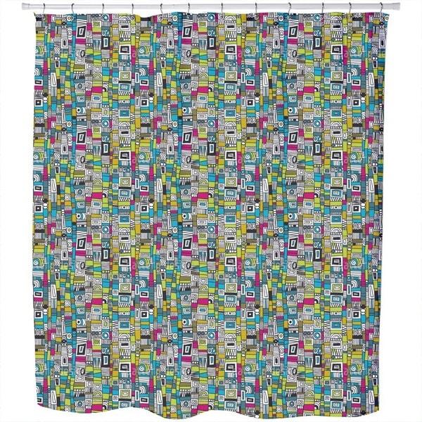 Vero Colorado Shower Curtain - Free Shipping Today - Overstock.com ...