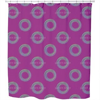 Twister Shower Curtain
