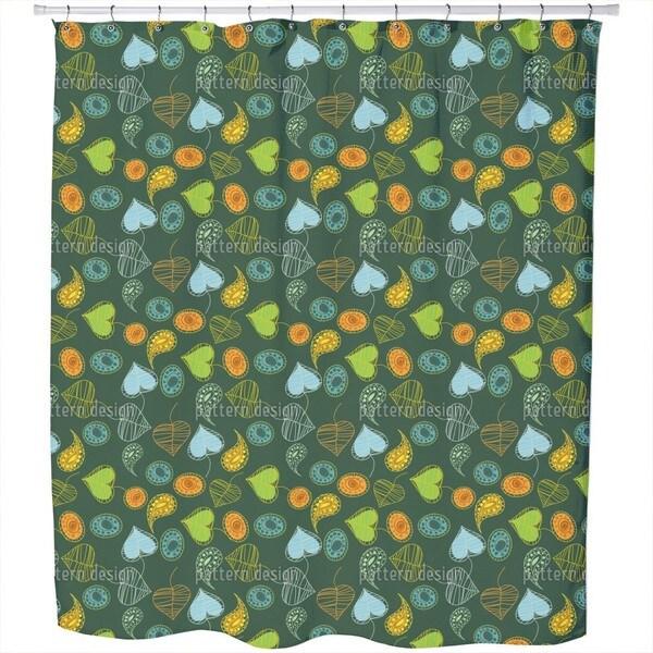 Tutti Frutti Shower Curtain