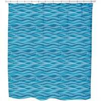 Triton Aqua Shower Curtain