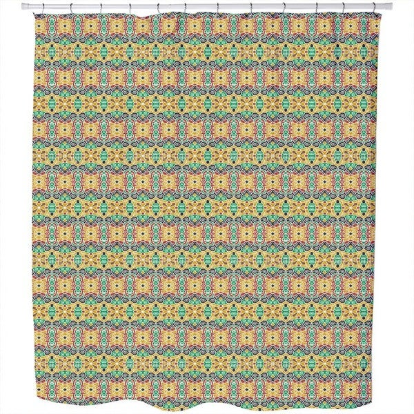 Tribal Connections Shower Curtain