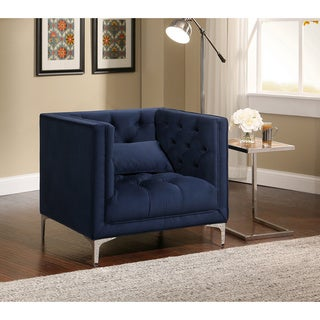 Republic Design House Anna Button Tufted Armchair