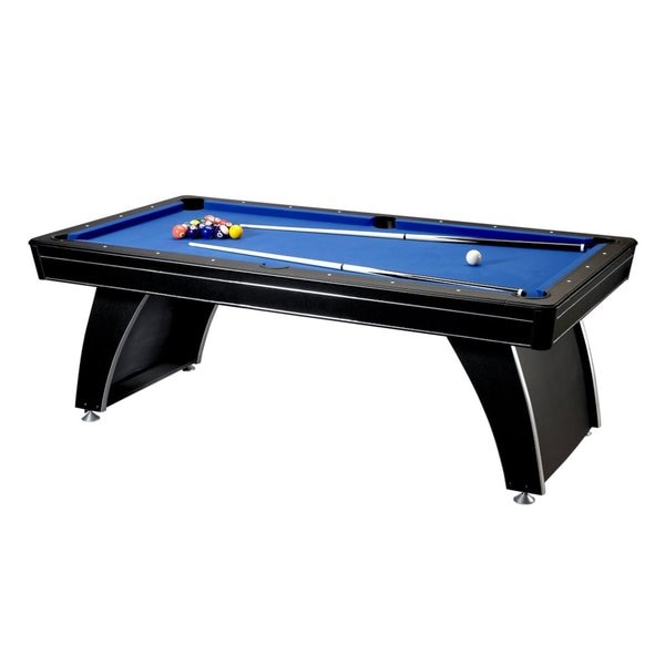 Fat Cat Phoenix MMXI 3-in-1 Multipurpose Game Table 7' Billiard Table Air Hockey and Table Tennis / Model 64-0145