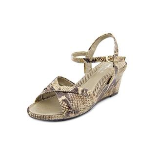 Easy Spirit Women's 'Laralee' Animal Print Sandals