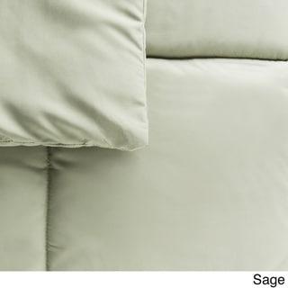 Cheer Collection All Season Down Alternative Hypoallergenic Comforter