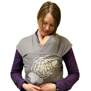 The Peanut Shell Tea Time Wrap Carrier