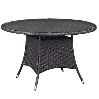 "Gather 47"" Round Outdoor Patio Dining Table"