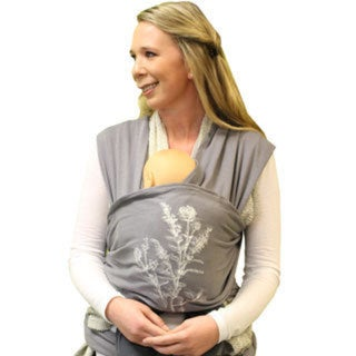 Shop The Peanut Shell Whisper Wrap Carrier Free Shipping Today