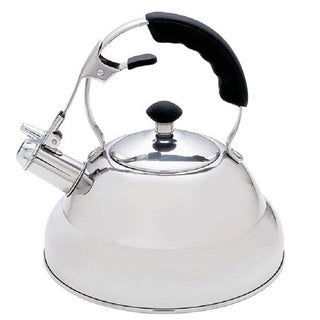 Chef's Secret 2.75-quart Stainless Steel Tea Kettle with Copper Center Capsule Bottom