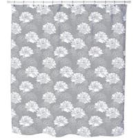 Sweet Sweet Rosy Shower Curtain
