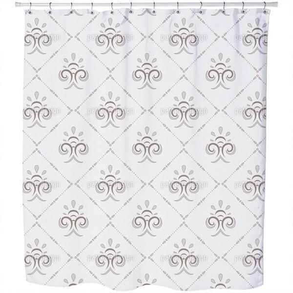 Sweet Carolina Shower Curtain